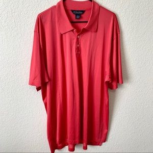 💙 Brooks Brothers Double Mercerized Knit Polo XL
